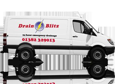 DrainBlitz Van